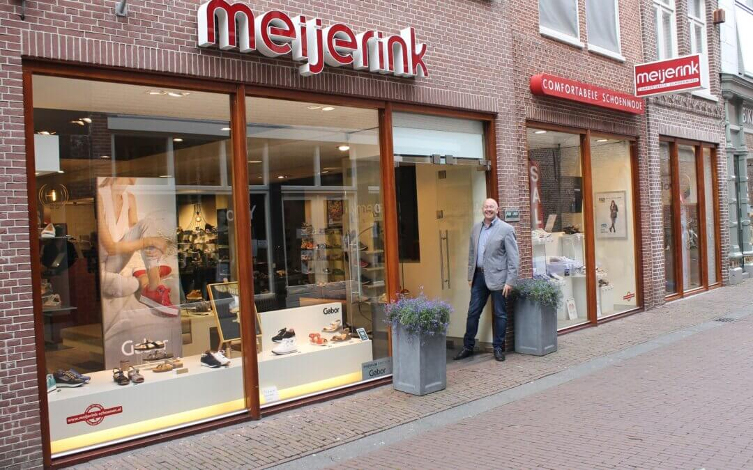 Winkelier in de spotlight | Meijerink Schoenen
